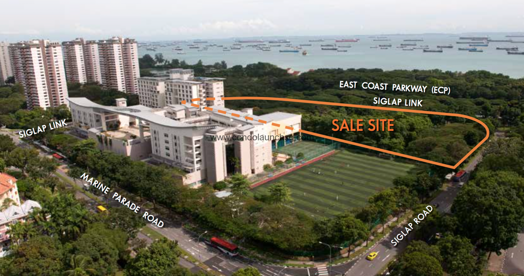 Siglap Residences Seaview