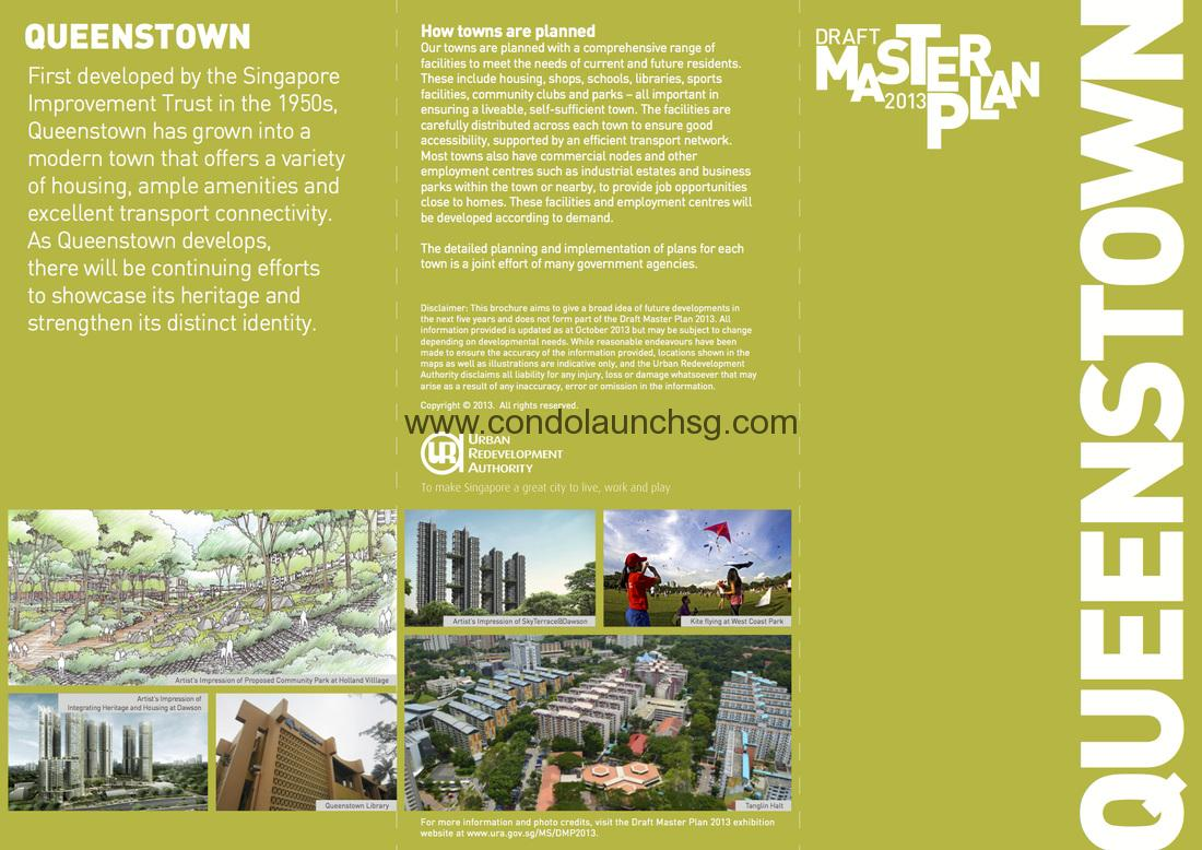 Margaret Drive Condo Town Planning