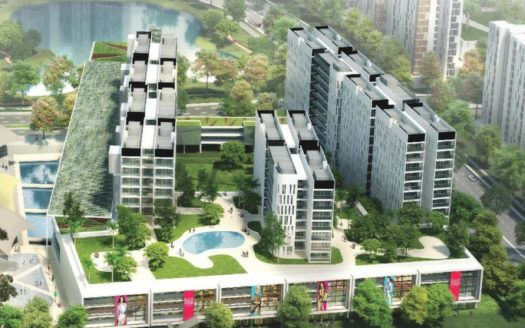 upper serangoon mixed development