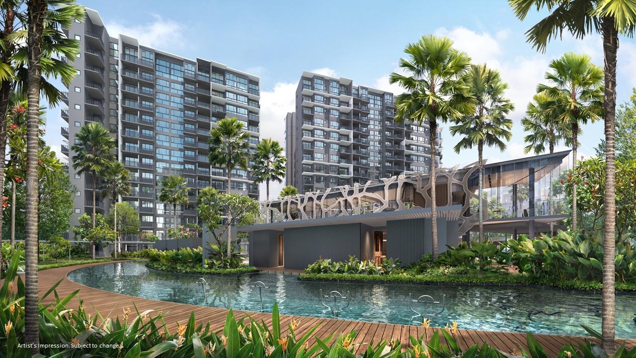 Serangoon Gardens Condo Singapore Garden Ftempo