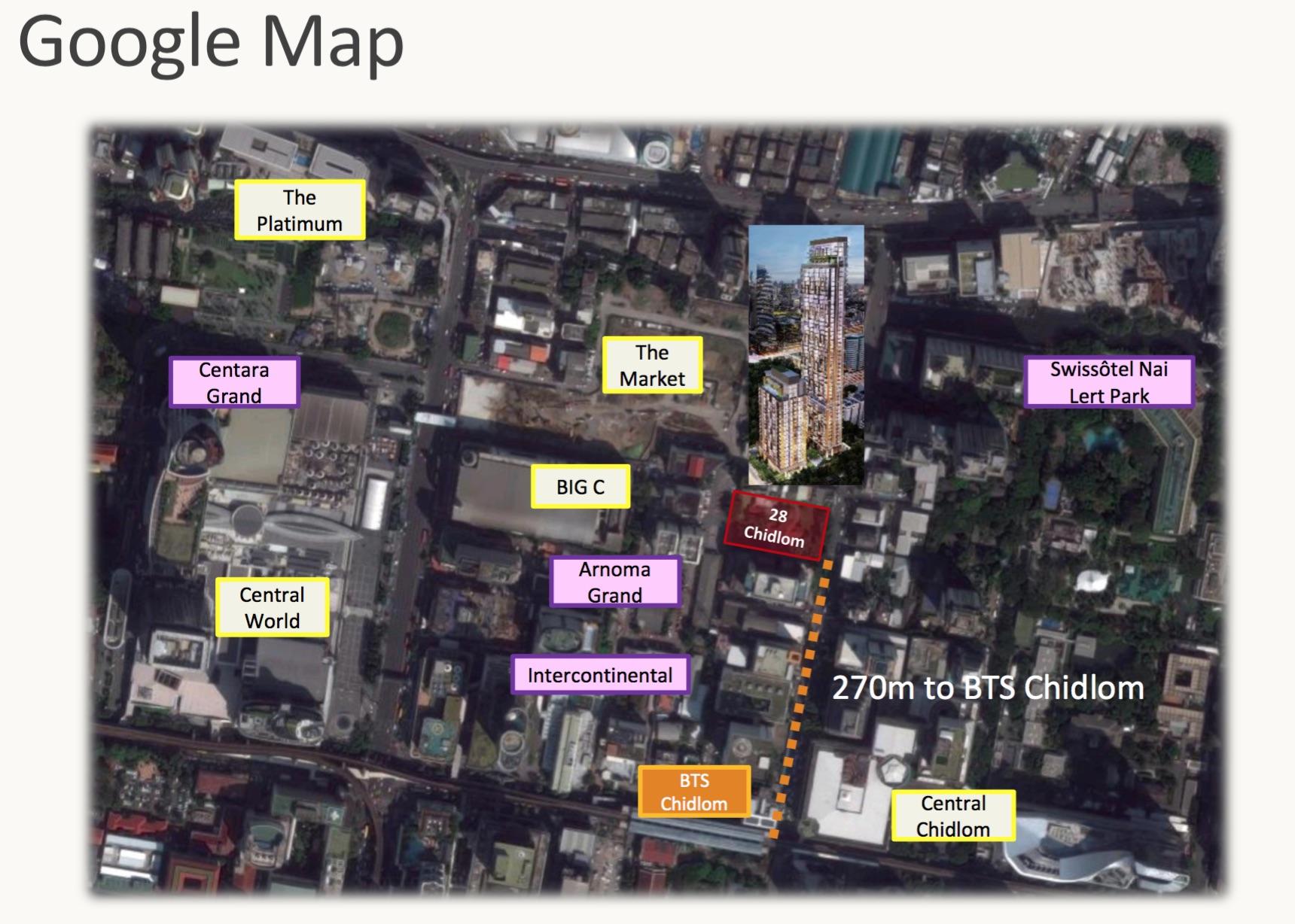 28 chidlom residences bangkok condo condo launch sg 28 chidlom google map gumiabroncs Images