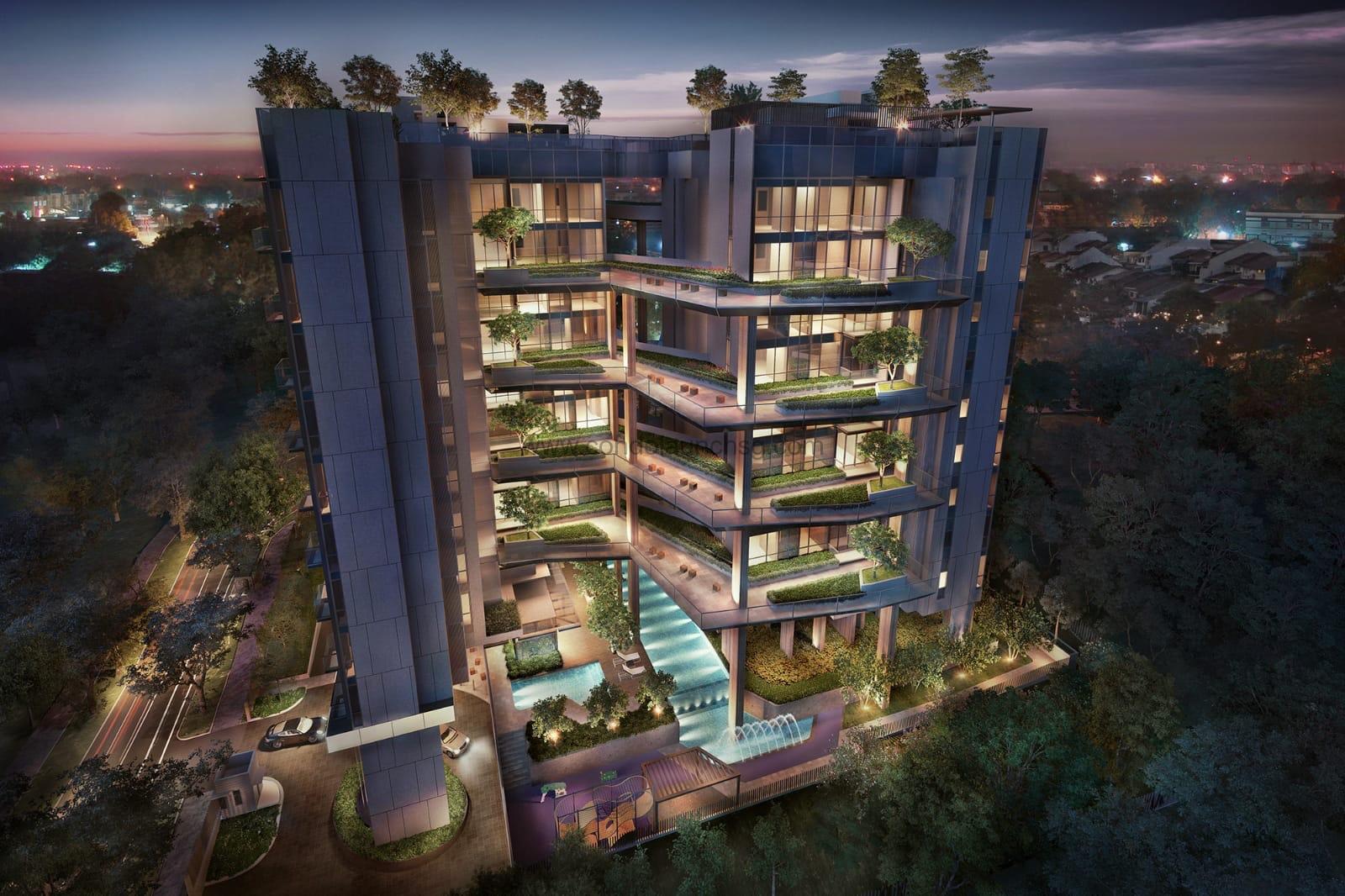 Mont Botanik Residence By Tuan Sing Showflat Hotline