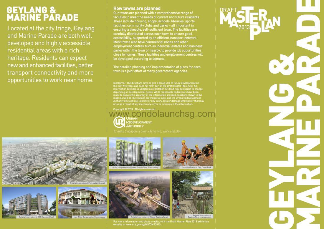 Parc Esta masterplan