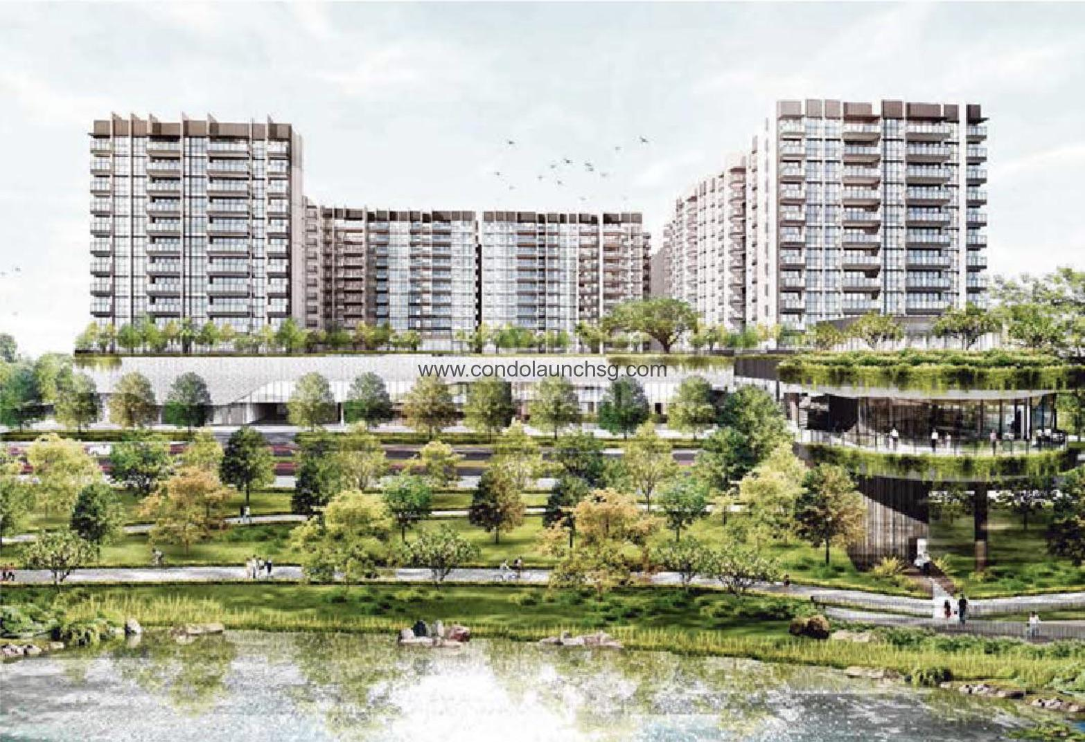 Woodleigh Residences (Mixed Development), Singapore