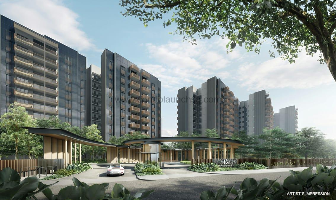 Ki Residences by Hoi Hup - Call 61007722 for Showflat and Starbuy Prices