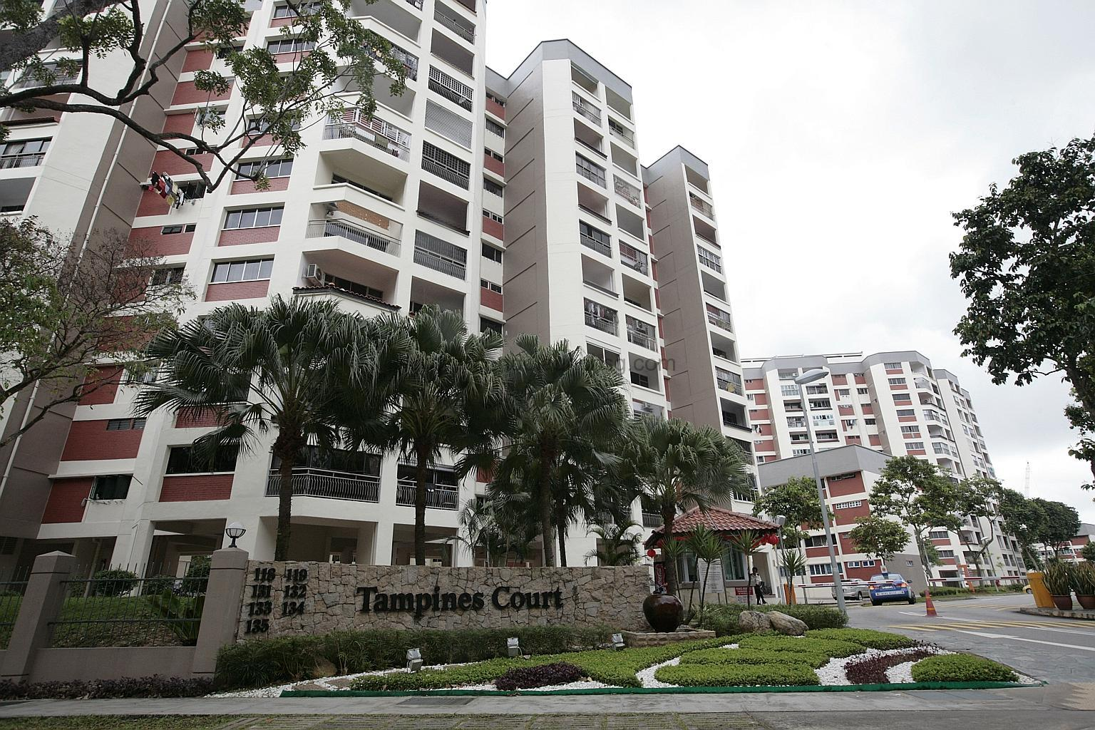 Treasure at Tampines, Singapore (Former Tampines Court)