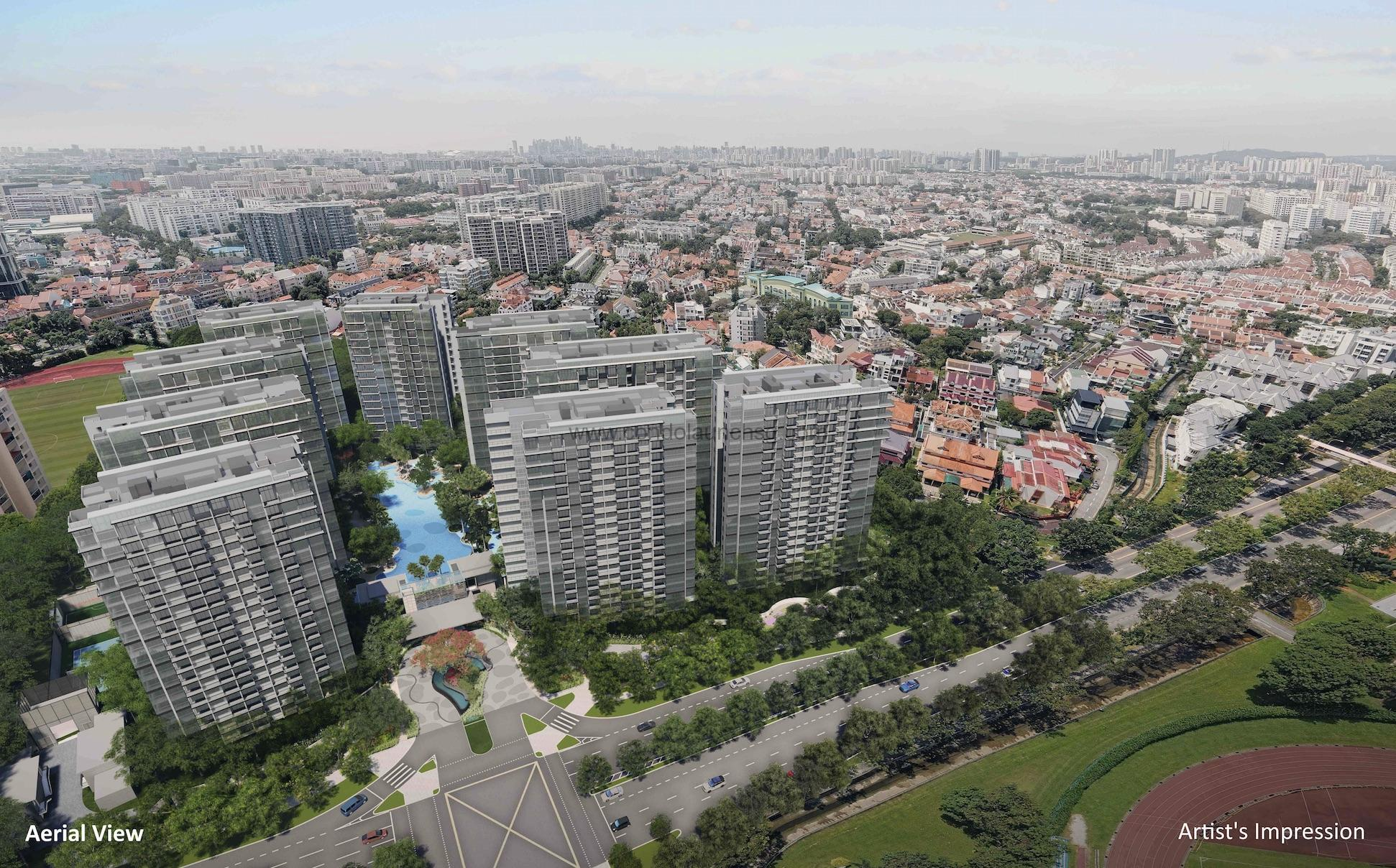 The Florence Residences by Logan - Call 61003447 for ...